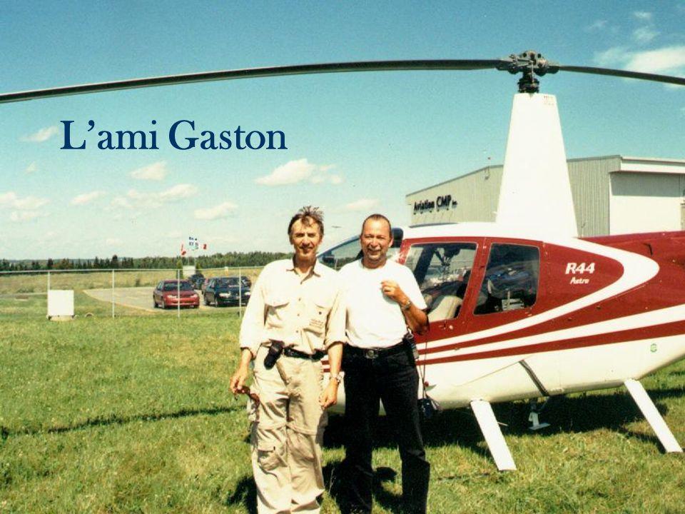 Lami Gaston