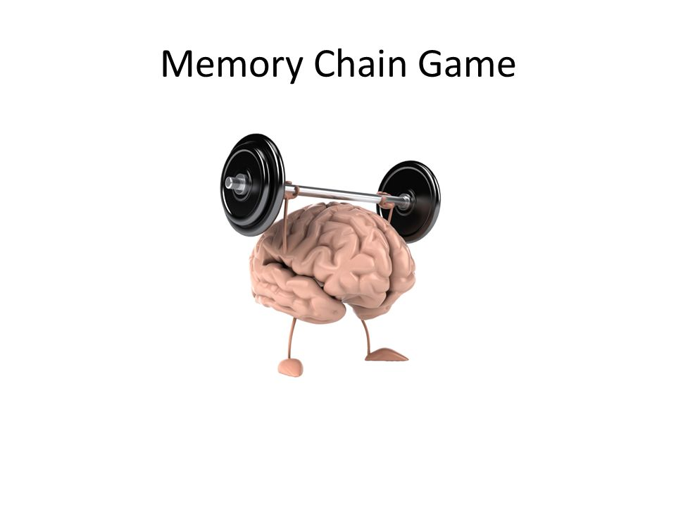 Memory Chain Game