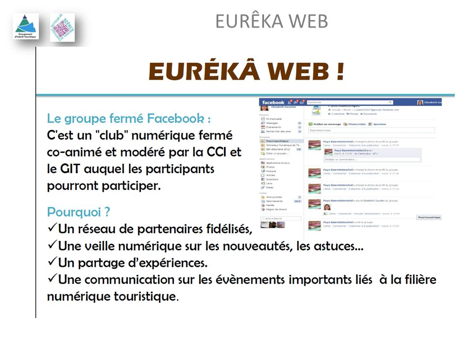 EURÊKA WEB