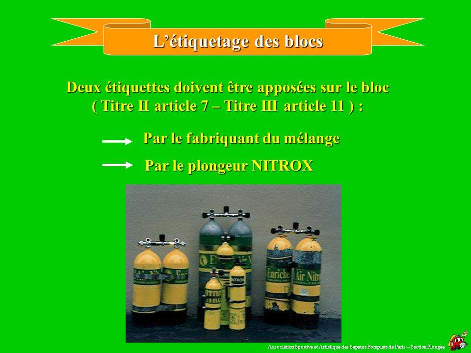 Lanalyse des mélanges Lire lanalyse et calculer votre profondeur dutilisation Association Sportive et Artistique des Sapeurs Pompiers de Paris – Secti