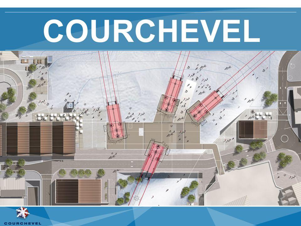 Arrivée TC du Praz et TC des Grandes Combes BOUCHERIE SELVA LES CAVES