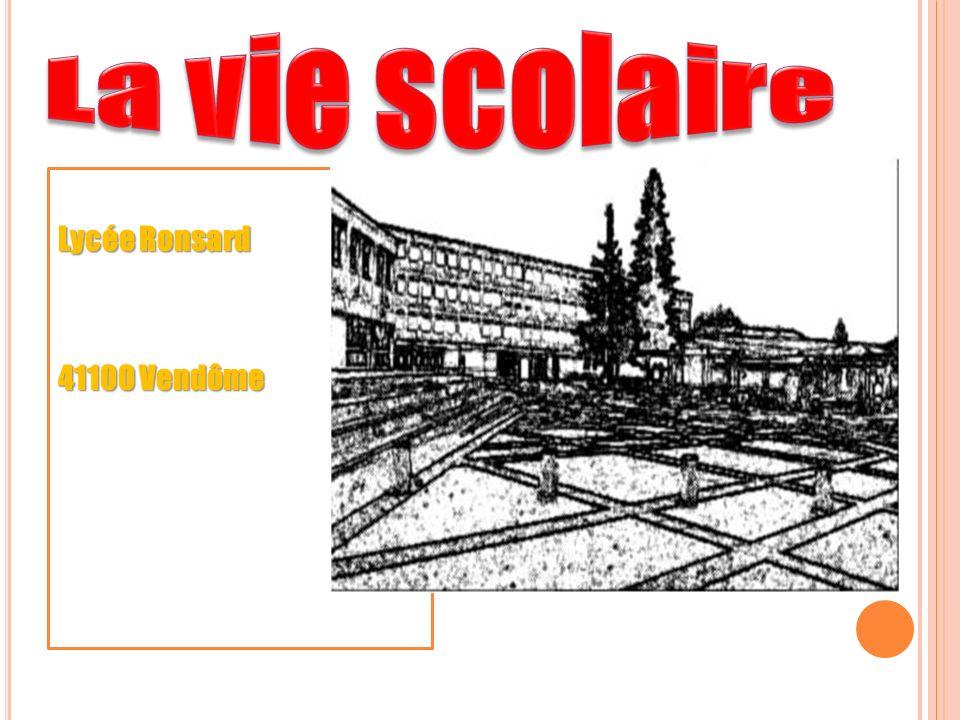 Lycée Ronsard 41100 Vendôme