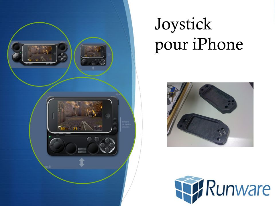 Joystick pour iPhone