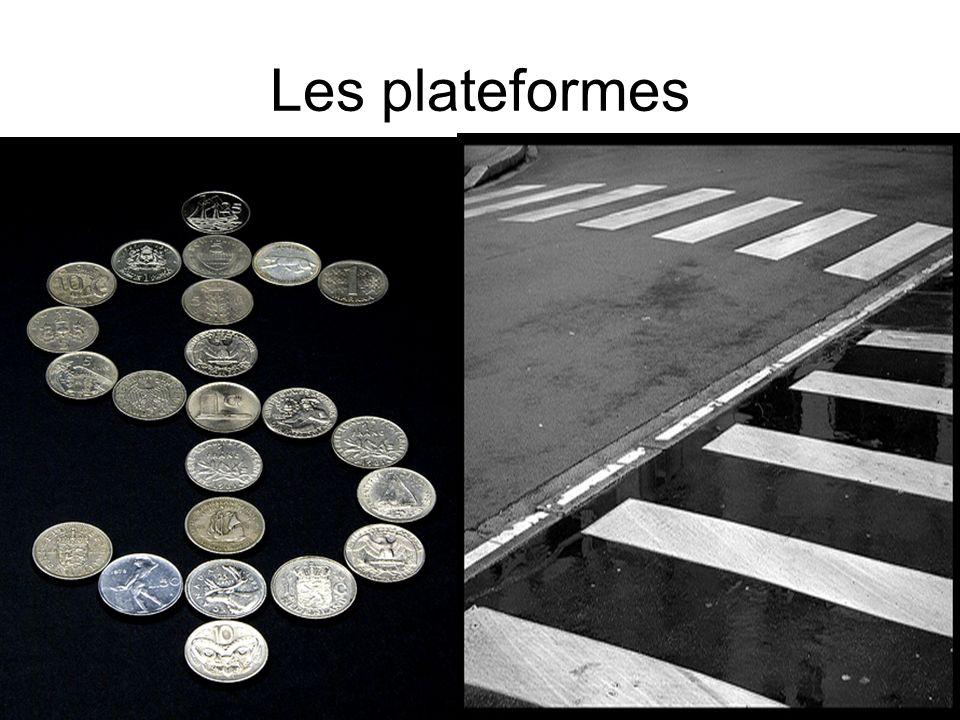 Les plateformes
