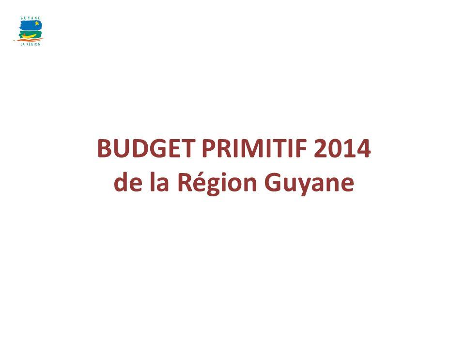 Budget Primitif 2014 Les dépenses dintervention : 53 872 135,87 12