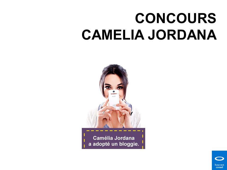 CONCOURS CAMELIA JORDANA