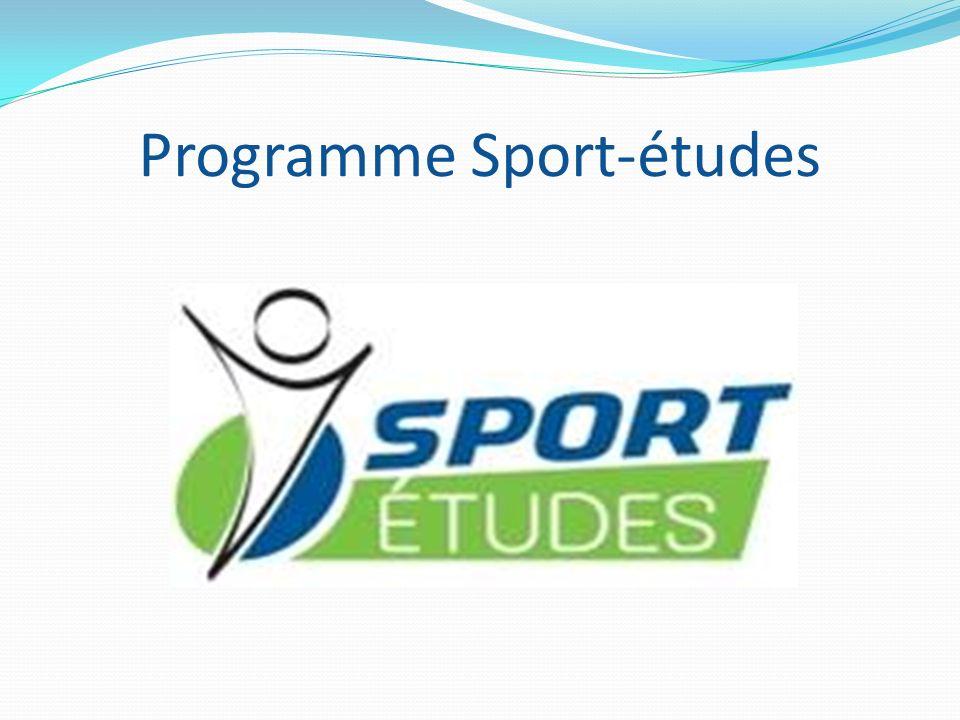 Programme Sport-études