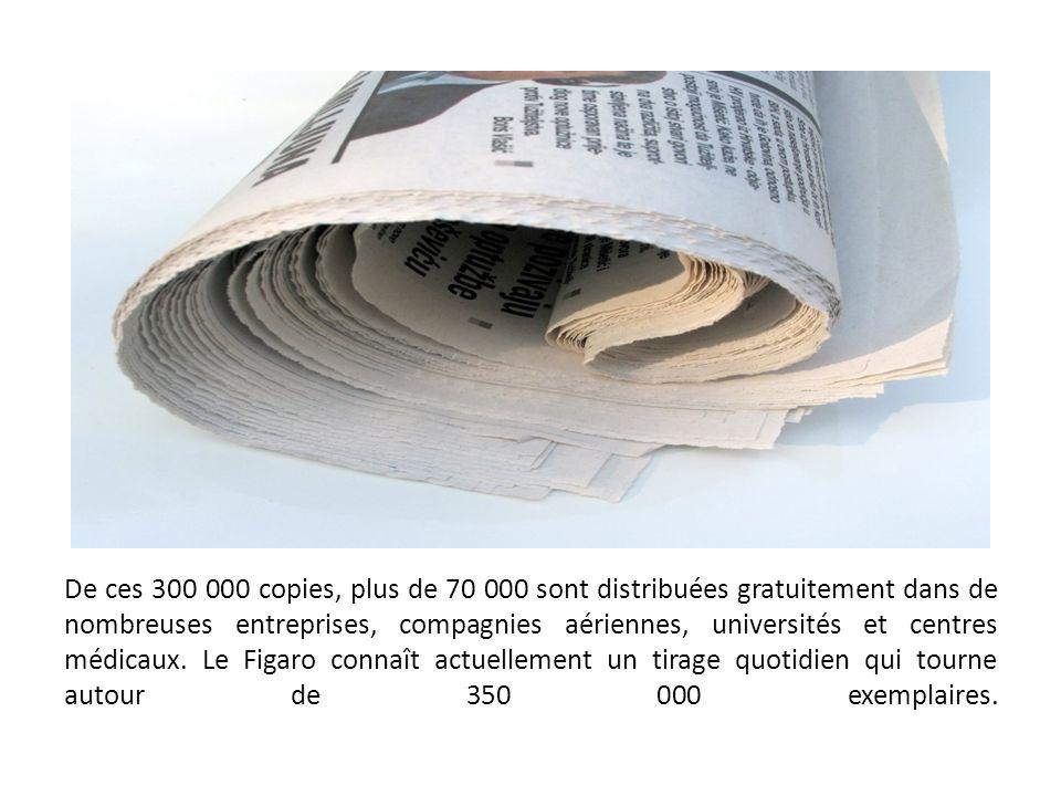 Soutenant lEmpire, puis réclamant la Restauration, le journal est orienté plutôt à droite et le centre-droite.