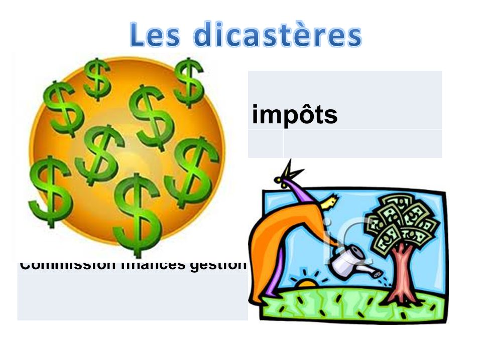 Finances, impôts CommissionsReprésentations Commission destimationJuratec Commission finances gestionAISG Patinoire SA