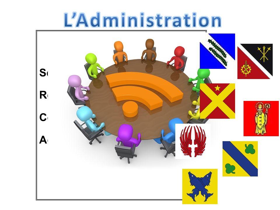 Guichets Services à la population Renseignements; Consultations; Actes administratifs;