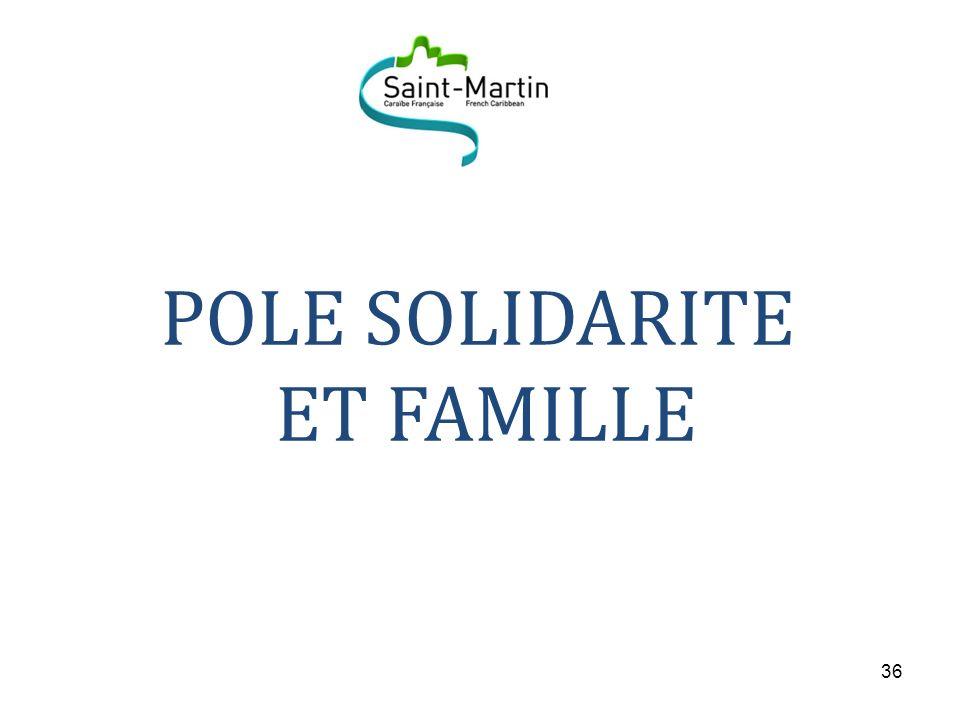 36 POLE SOLIDARITE ET FAMILLE