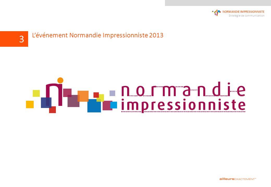 124567839 NORMANDIE IMPRESSIONNISTE Stratégie de communication 1011 3