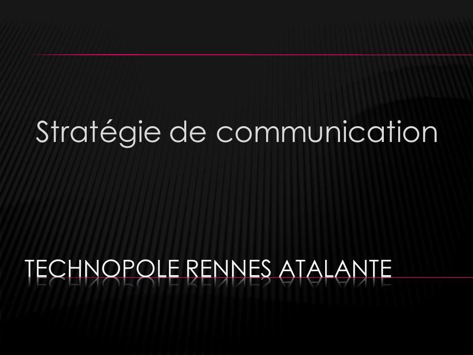 42 Cible Secondaire : Marketing direct : plaquette institutionnelle.