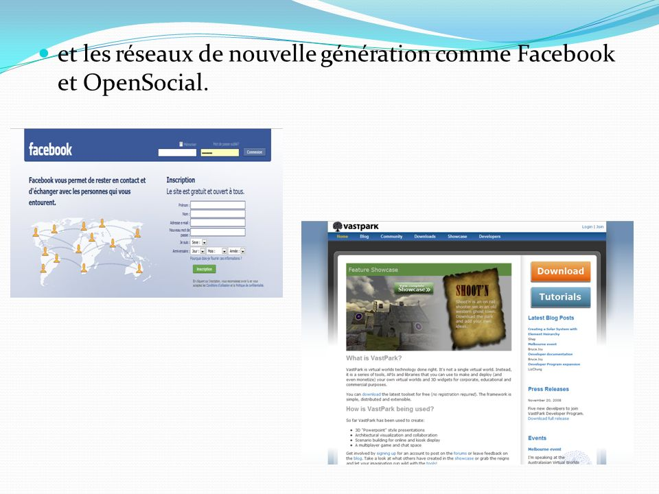 - Business model - Comment les marques utilisent facebook.