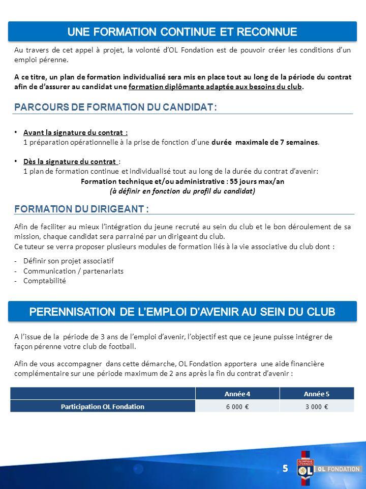 QUI PEUT CANDIDATER A CET APPEL A PROJETS: Tous les clubs de football de la région Rhône-Alpes agréés à la Fédération Française de Football A QUELLE DATE LE JEUNE DEBUTERA SA MISSION AU SEIN DU CLUB .