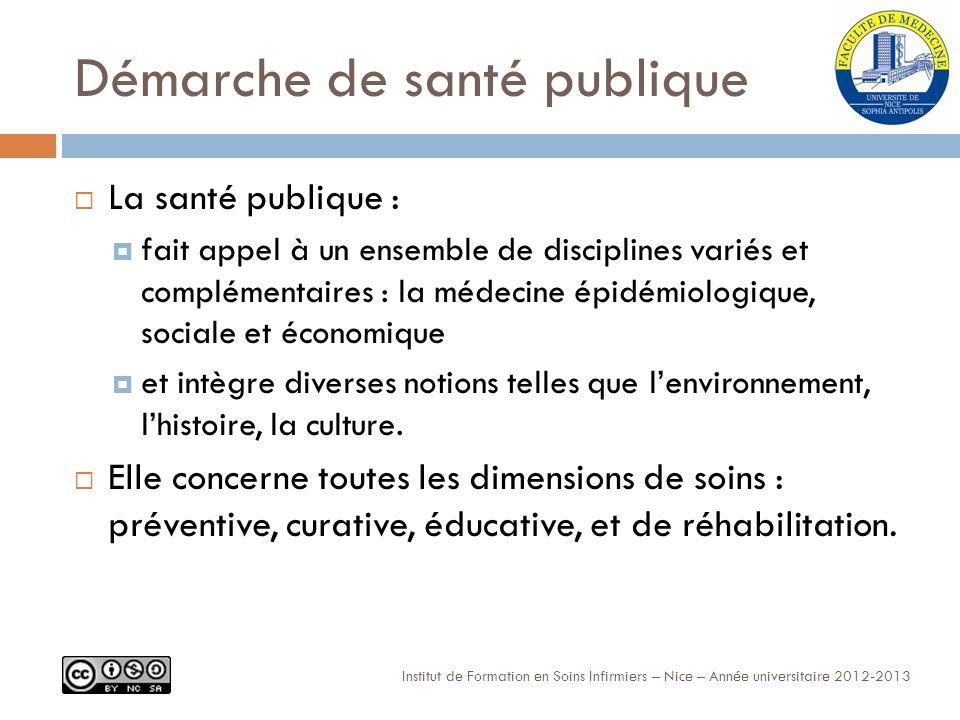 En conclusion Institut de Formation en Soins Infirmiers – Nice – Année universitaire 2012-2013 Une loi qui constitue à lévidence une étape cruciale pour lévolution de la politique de santé.