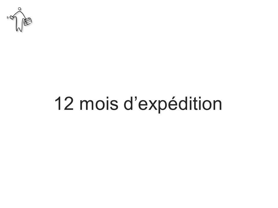 11/01/12 12 mois dexpédition