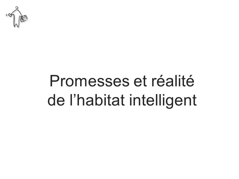 11/01/12 Promesses et réalité de lhabitat intelligent