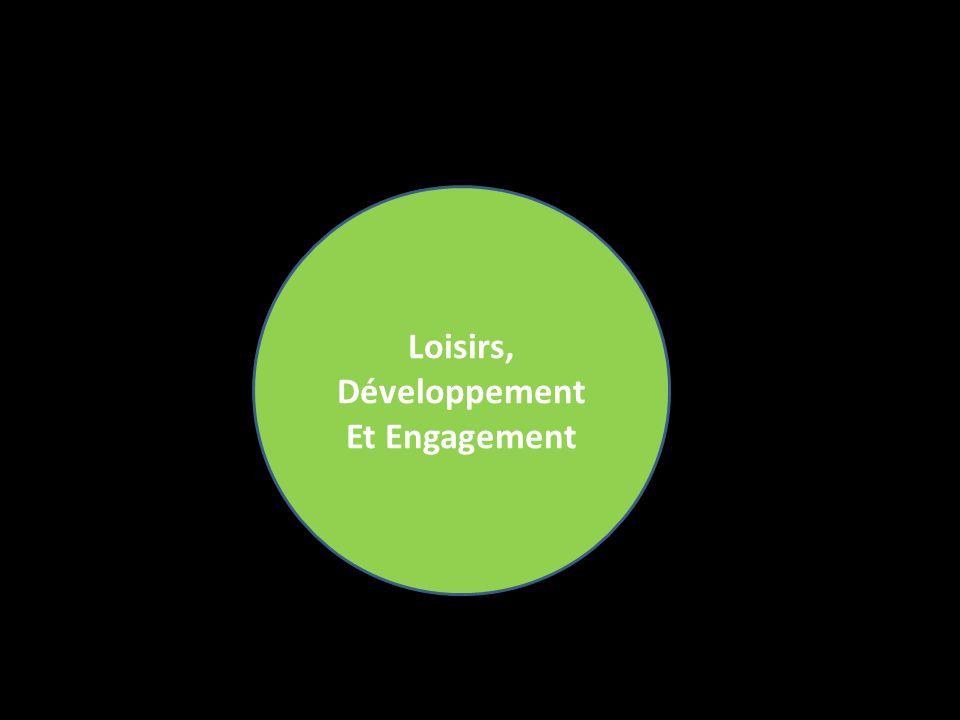 Loisirs, Développement Et Engagemen t Loisirs