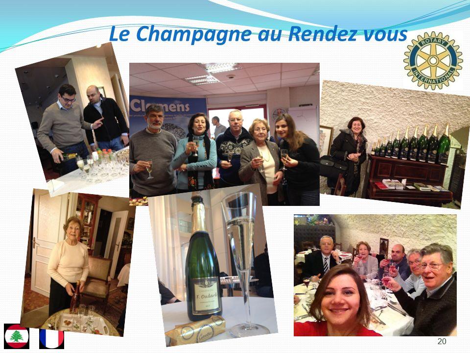 20 Le Champagne au Rendez vous 20