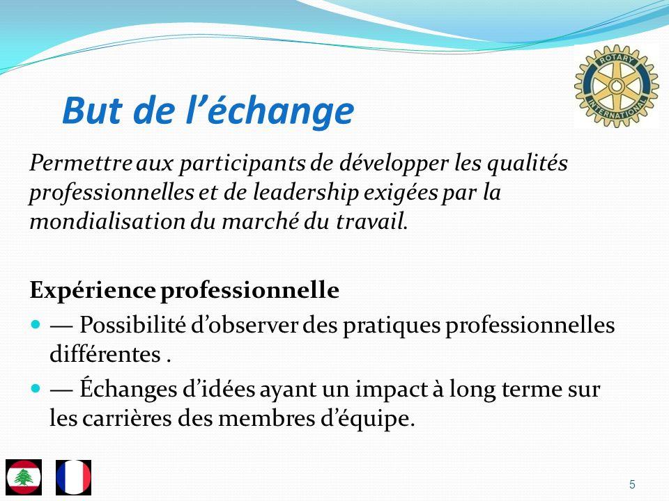 6 Expérience Culturelle Découverte dun pays et de ses habitants, et étude de ses institutions, de sa langue, de son système économique et de ses coutumes.