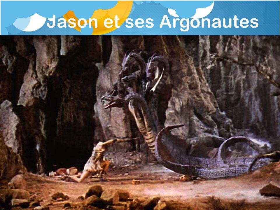 Jason et ses Argonautes