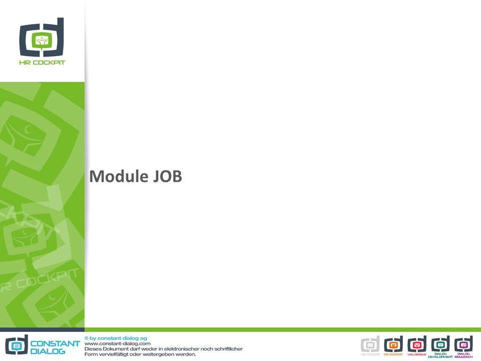 Job Dimensions: Entreprise X