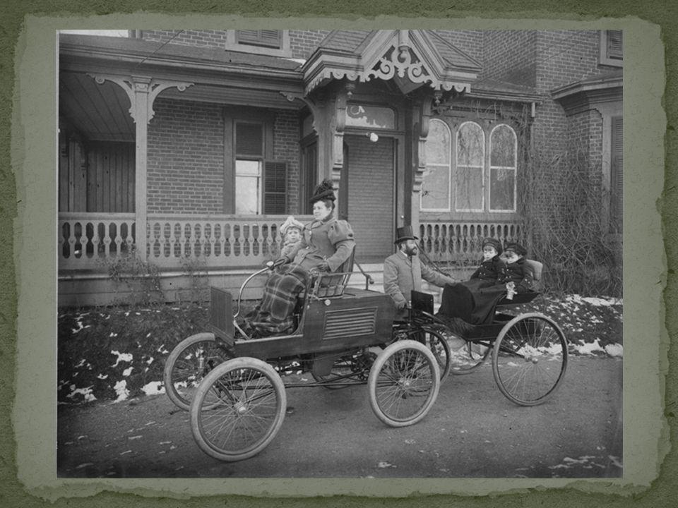 Le premier tramways est apparu à Montréal en 1892.