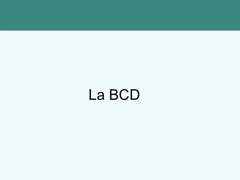 La BCD