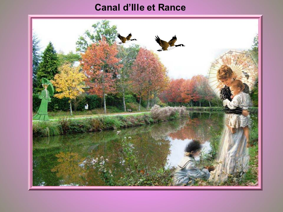 Canal dIlle et Rance