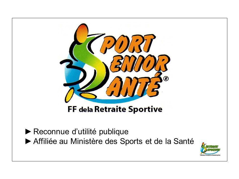 FÉDÉRATION FRANCAISE DE LA RETRAITE SPORTIVE