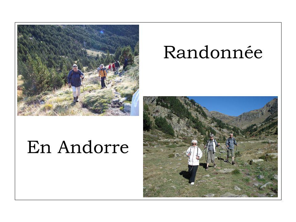 Randonnée En Andorre
