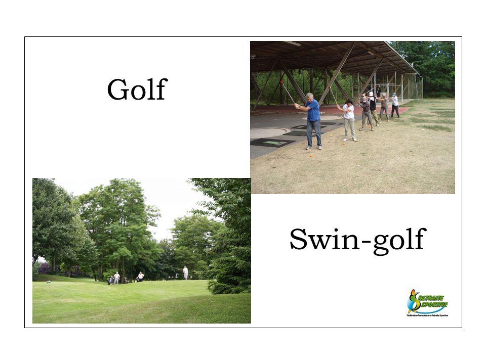 Golf Swin-golf