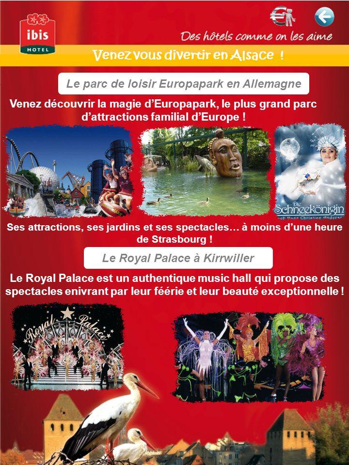 Venez découvrir la magie dEuropapark, le plus grand parc dattractions familial dEurope .