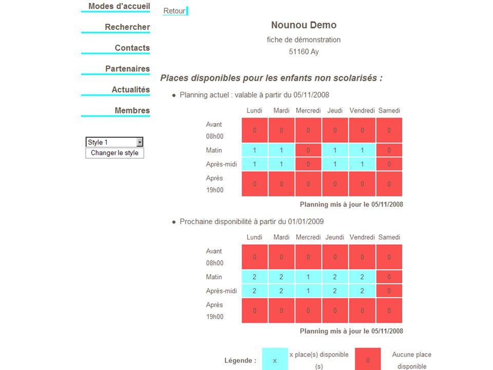 Visualisation dune fiche (disponibilités2)