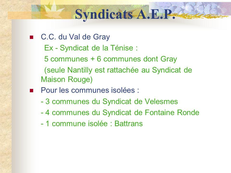Syndicats A.E.P.C.C.