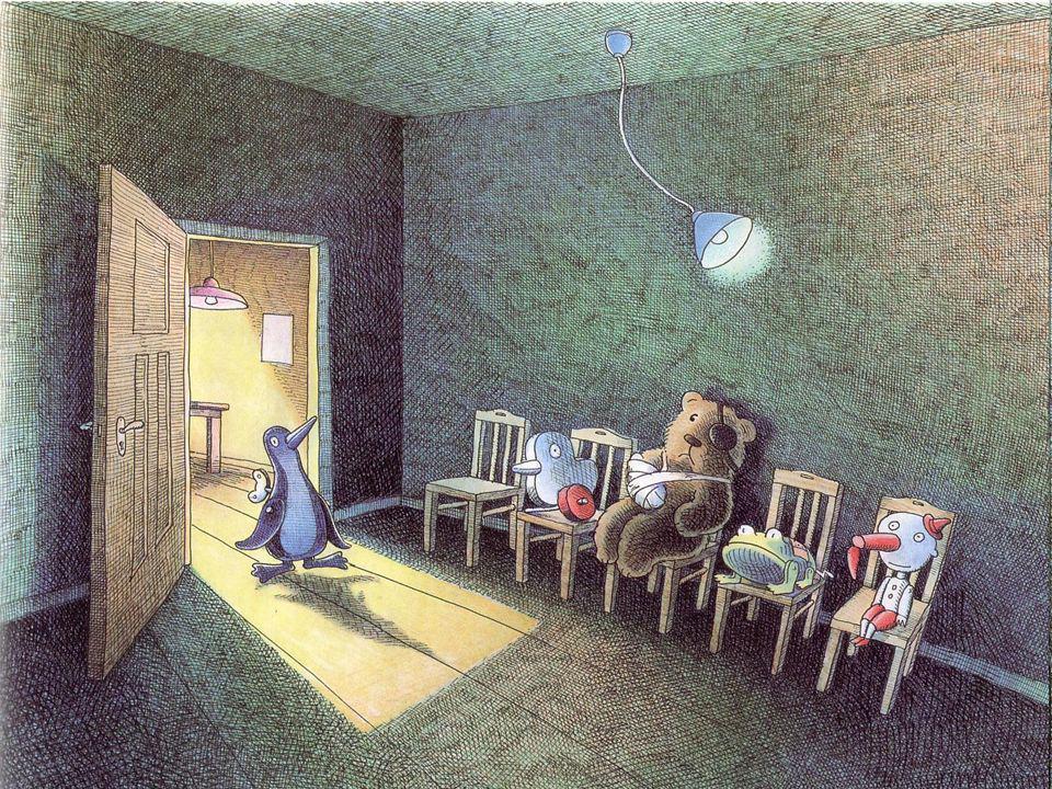 Sortie du pingouin