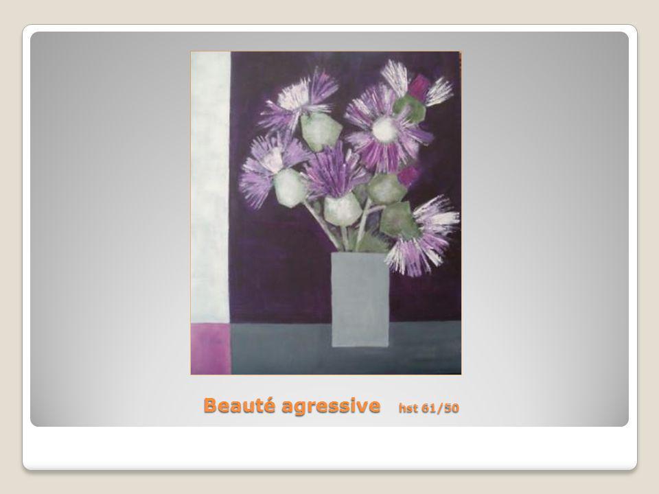 Beauté agressive hst 61/50