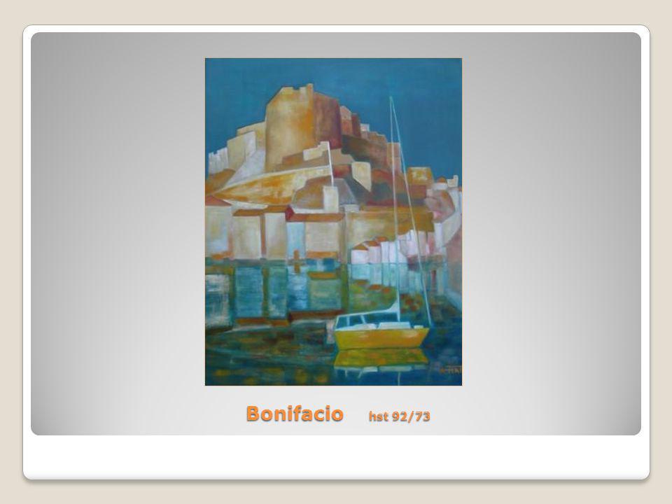 Bonifacio hst 92/73