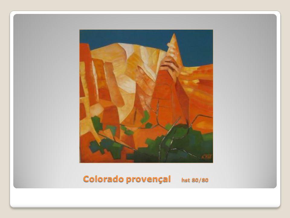 Colorado provençal hst 80/80