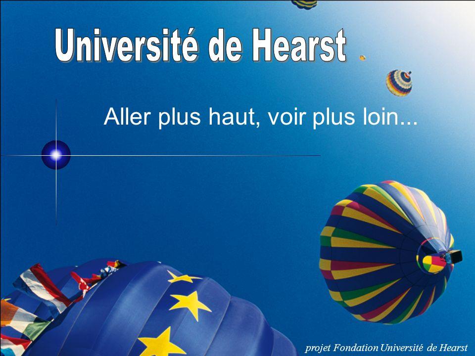 projet Fondation Université de Hearst ONTARIO Hearst Kapuskasing Timmins Novembre 2009