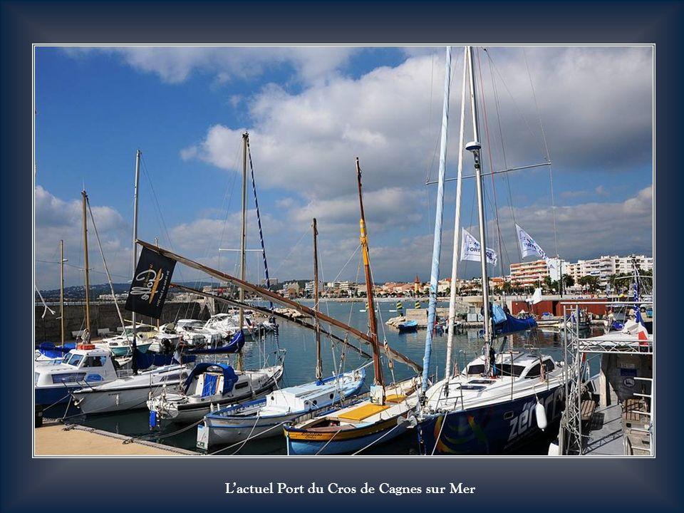 Lactuel Port du Cros de Cagnes sur Mer