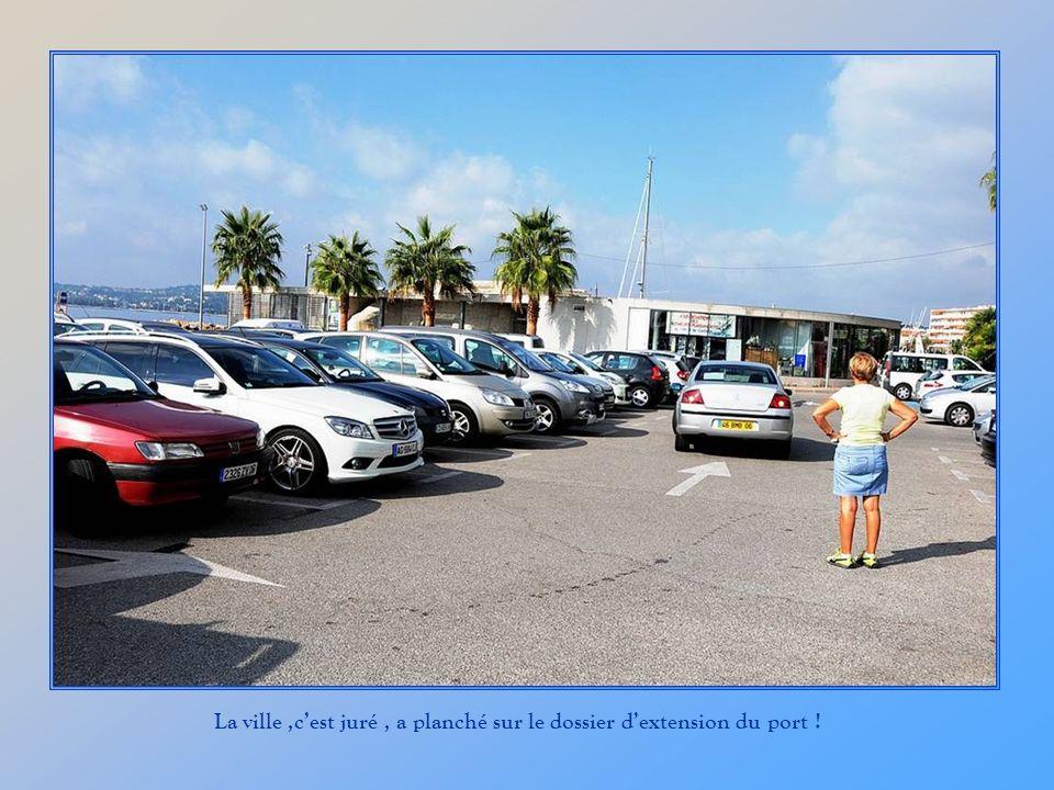 Ce parking supprimé,il faudra aller en Zone Jaune,donc stationnement payant limité à 114 places!.Belle promenade pour les gens âgés qui auront le plaisir de marcher,sur la Nationale 98,avant darriver au bord de mer !!!