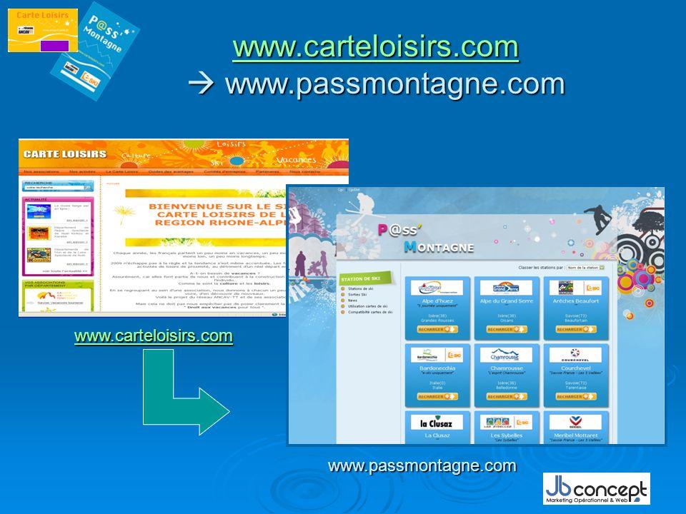 www.carteloisirs.com www.carteloisirs.com www.passmontagne.com www.carteloisirs.com www.passmontagne.com
