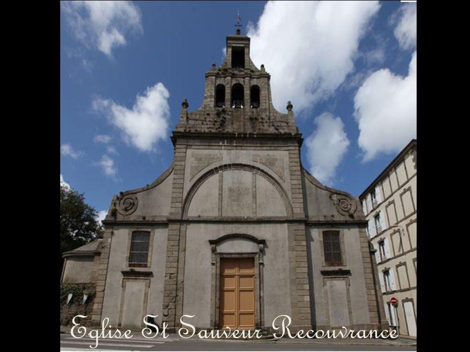 Eglise St Sauveur Recouvrance