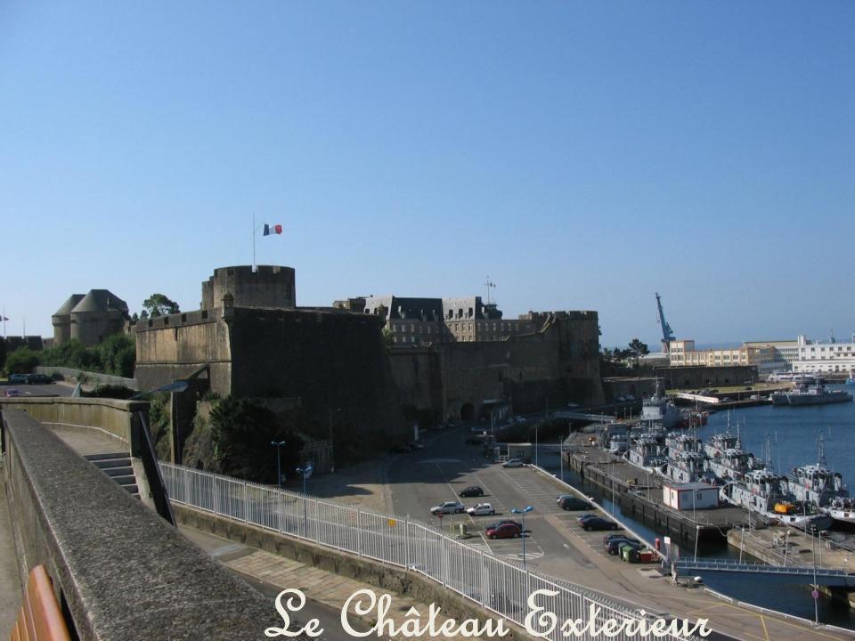 Le Château Exterieur