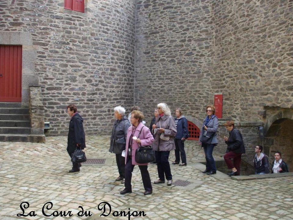 La Cour du Donjon