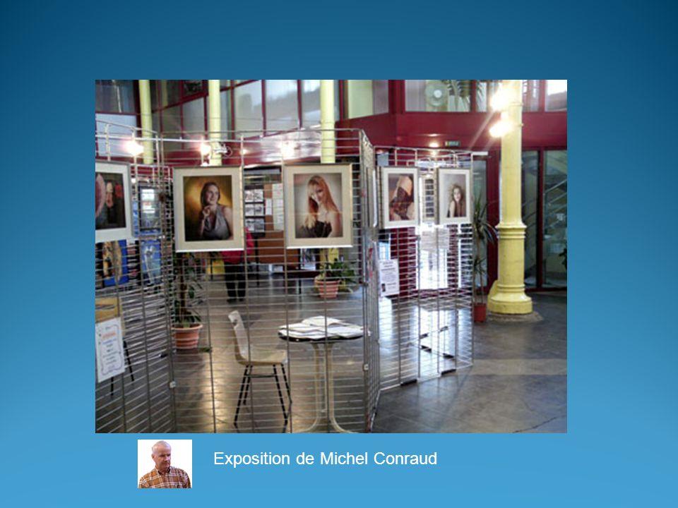Exposition de Jean-Pierre Valentin Exposition de Vincent et Michel Munier
