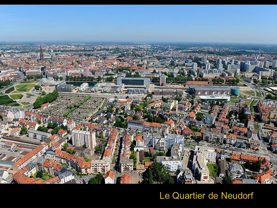 Le Quartier de Neudorf