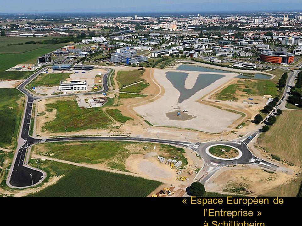« Espace Européen de lEntreprise » à Schiltigheim